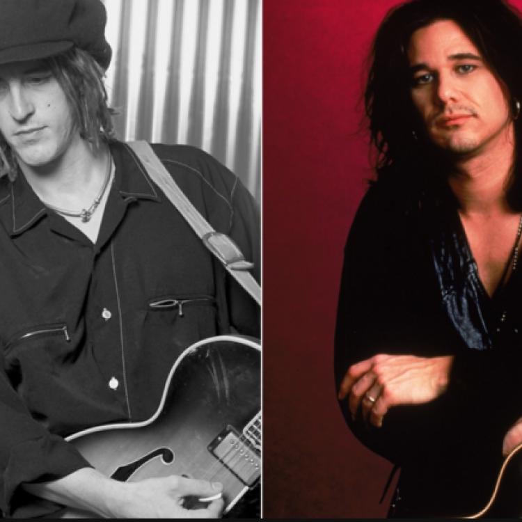 Axl Rose, Slash, Duff McKagan, Matt Sorum, Dizzy Reed, Gilby Clarke (1991-1994)