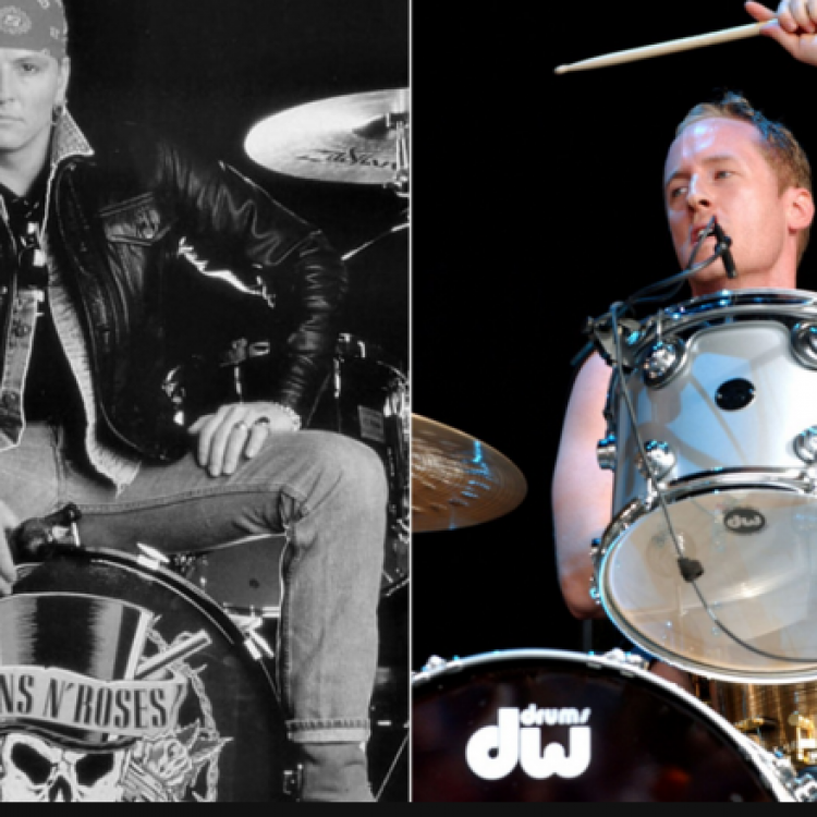 Axl Rose, Duff McKagan, Dizzy Reed, Paul Tobias, Robin Finck, Josh Freese (1997)