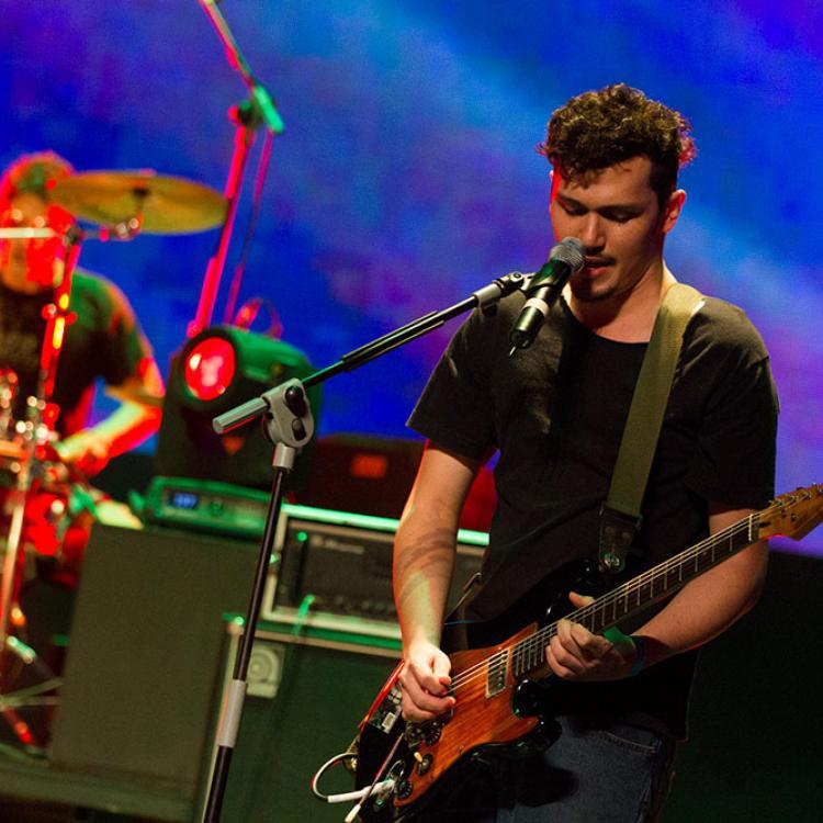 LosHotPants. En vivo Concierto Radiónica 2014 Cali