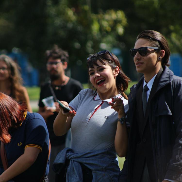 [Galería] Las caras del segundo día de Rock al Parque 2017