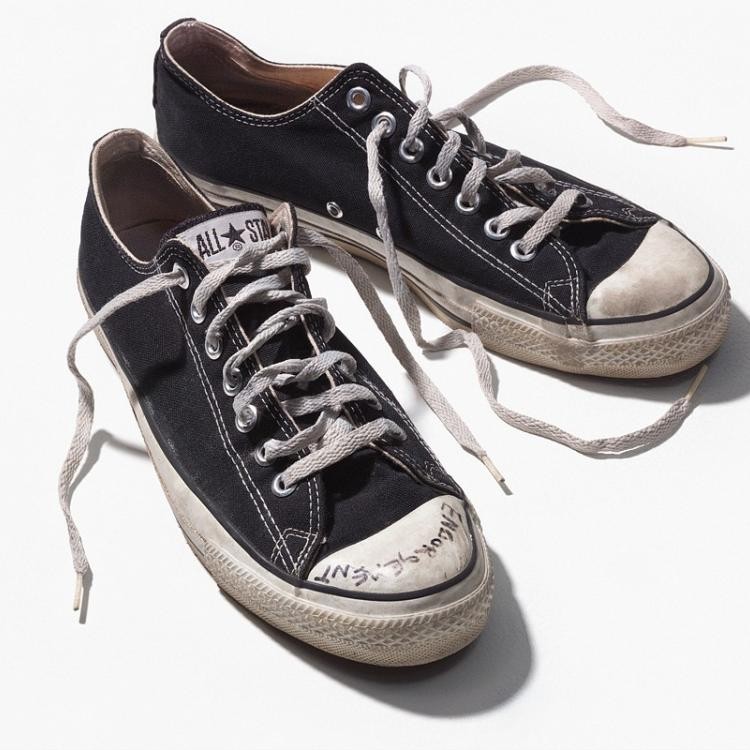Endorsement - Cobain's Converse #2, 2007