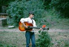 Foto portada de un vinilo de Karen Dalton