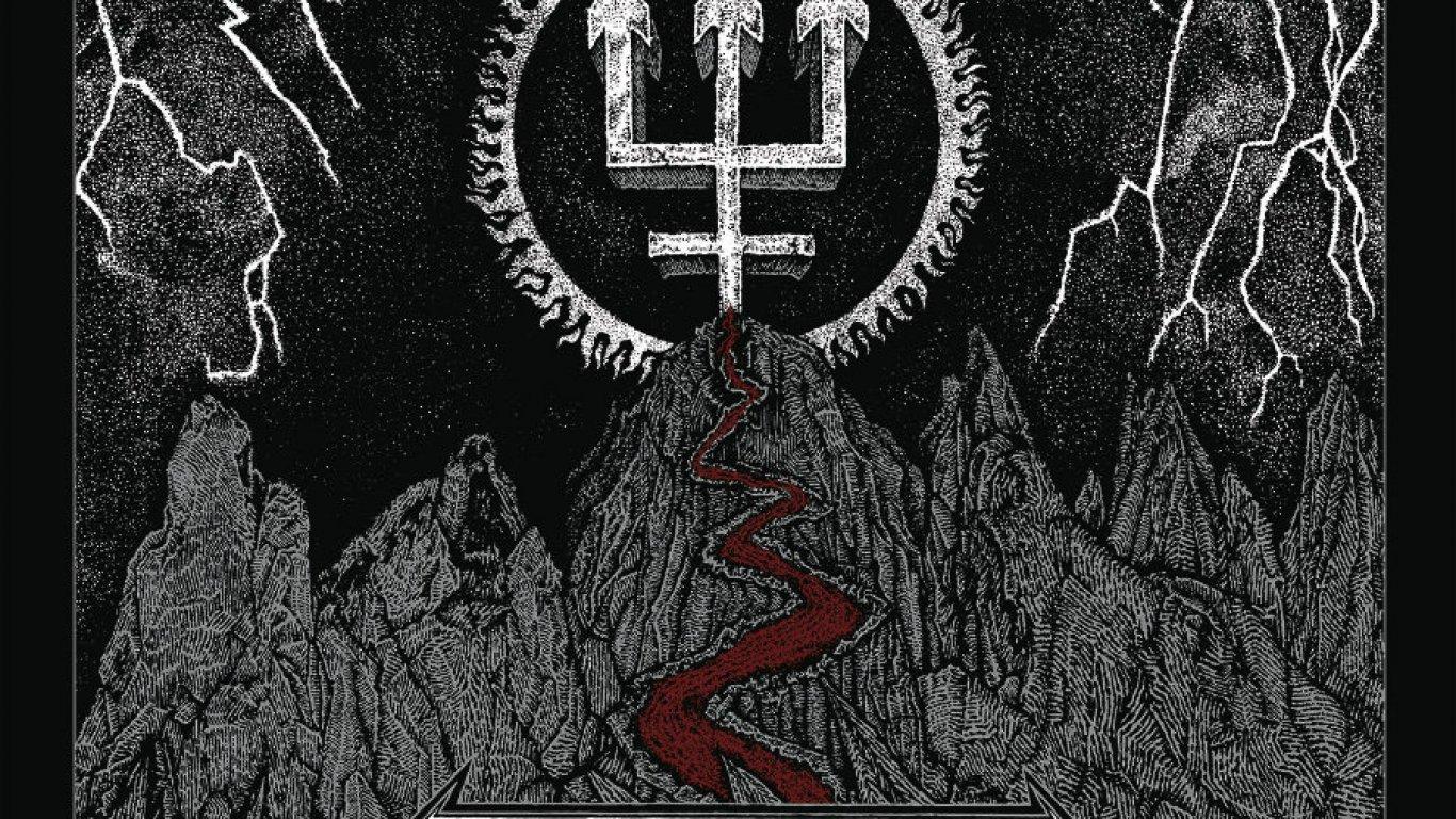 No. 12 'Trident Wolf Eclipse' de Watain (Century Media)