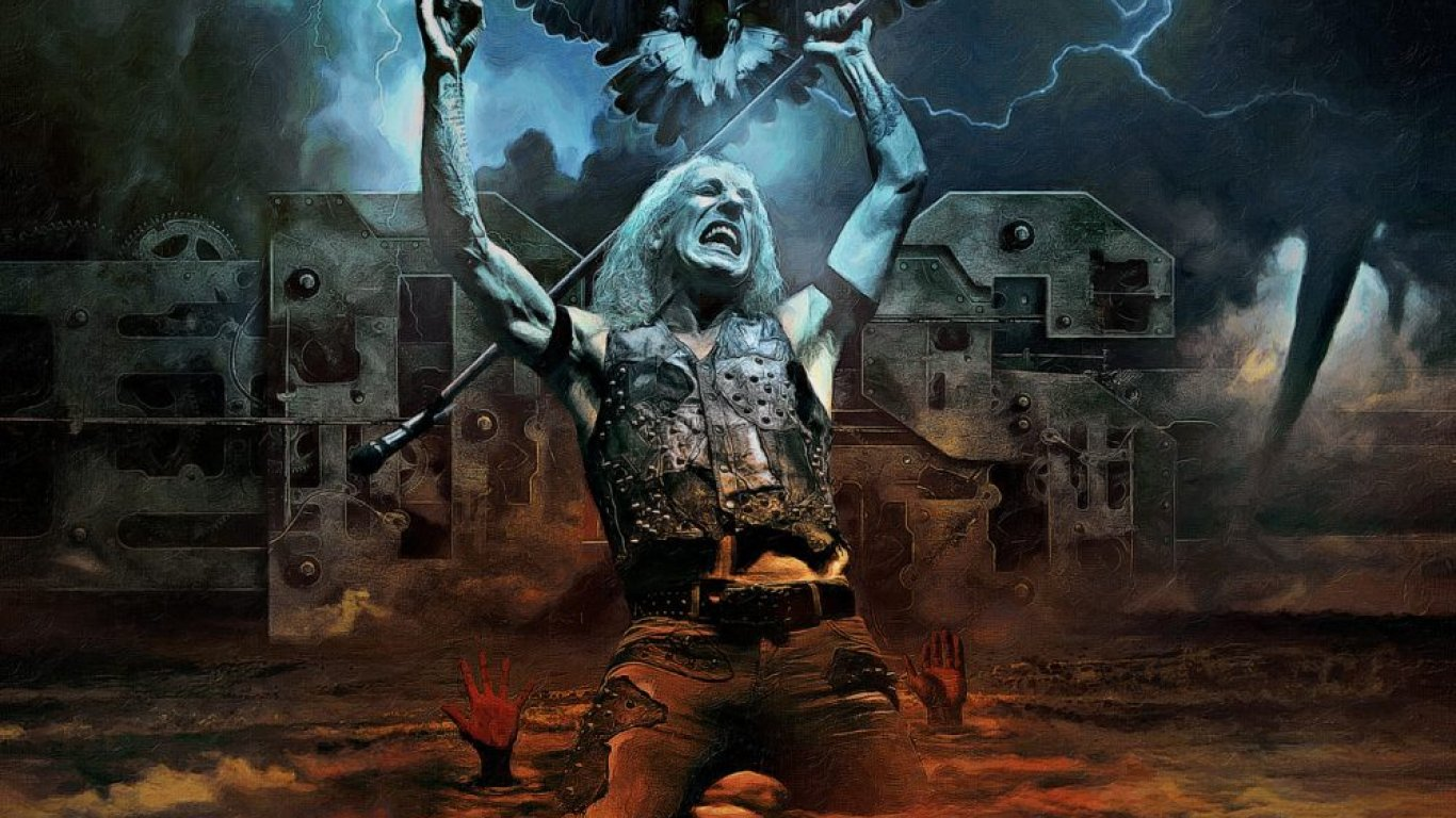 No. 12 'For The Love Of Metal ' de Dee Snider (Napalm)