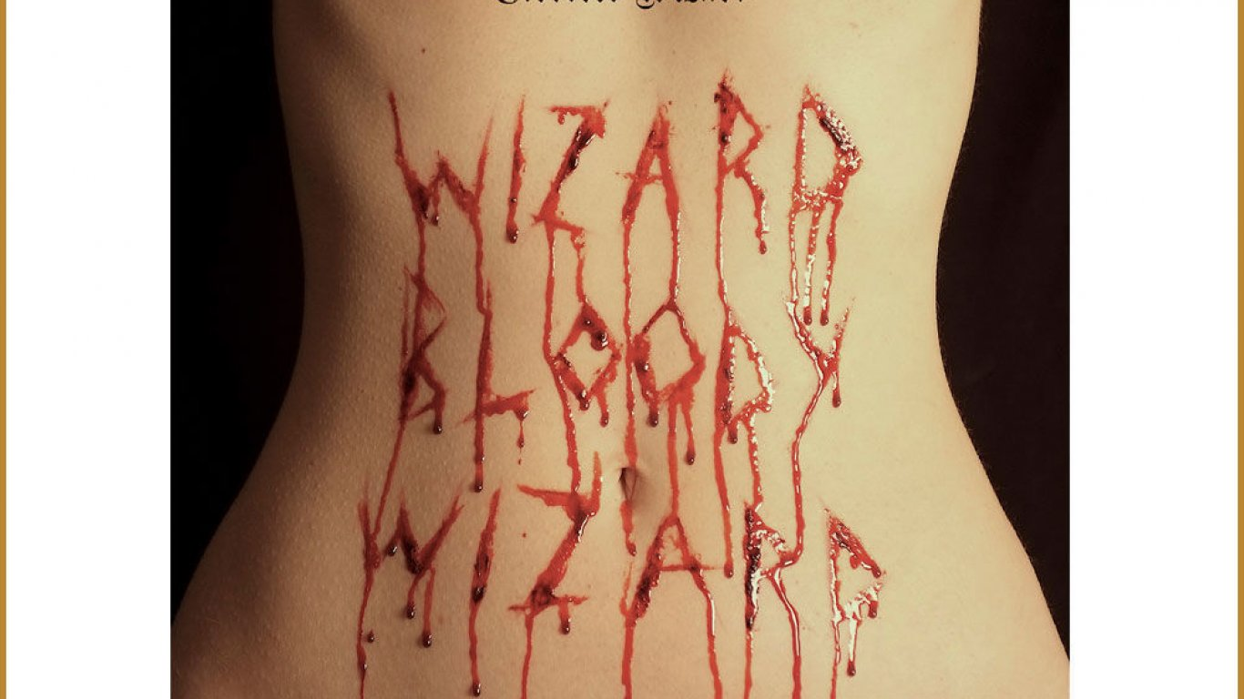 No. 16 Wizard Bloody Wizard de Electric Wizard (Spinefarm)