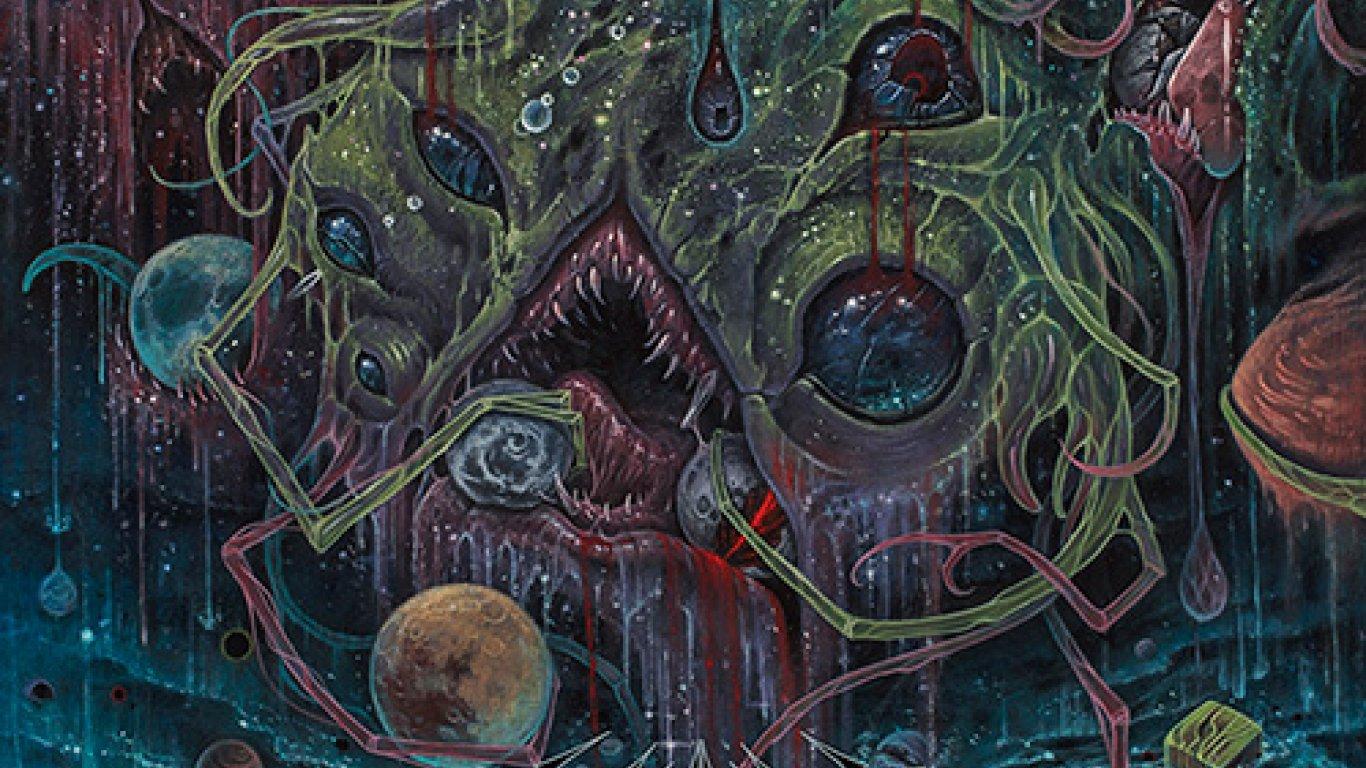 No. 1 'The Outer Ones' de Revocation (Metal Blade)