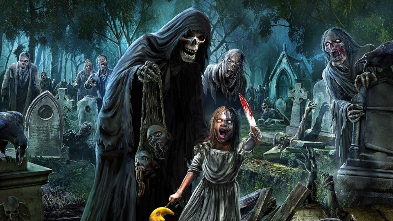 No. 20 'The Living Dead' de Grave Digger (Napalm)