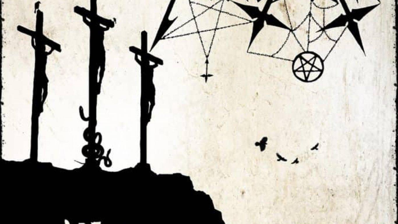 No. 22 'The Age of Dead Christ' de Necrodeath (Scarlet Records)