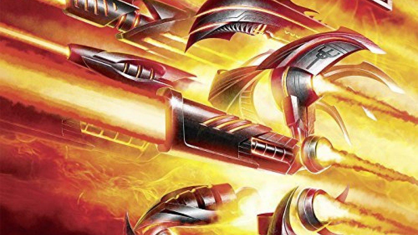 No. 23 'Firepower' de Judas Priest (Columbia Records)