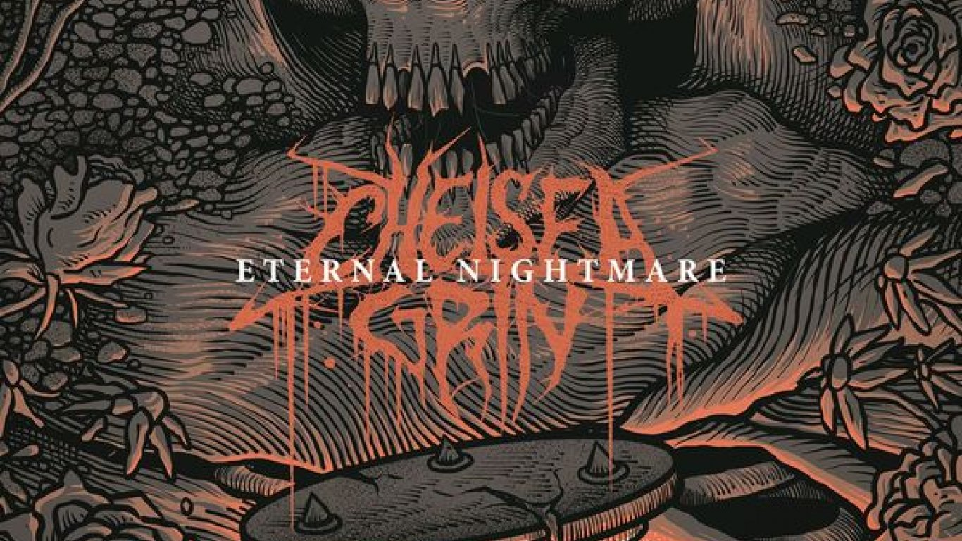 No. 23 'Eternal Nightmare' de Chelsea Grin (Rise)