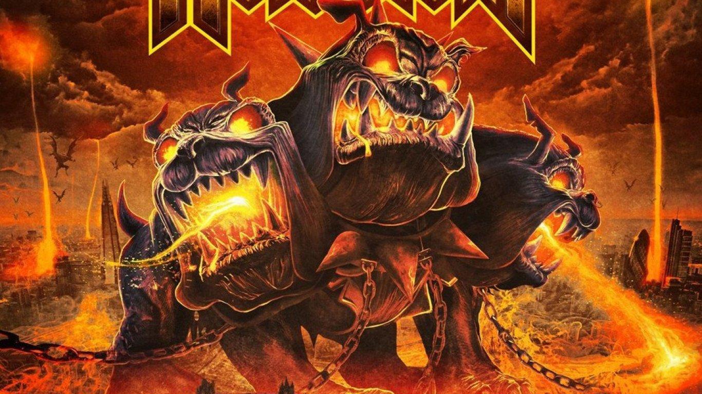 No. 23 'Hellhound' de Monument (Roar)