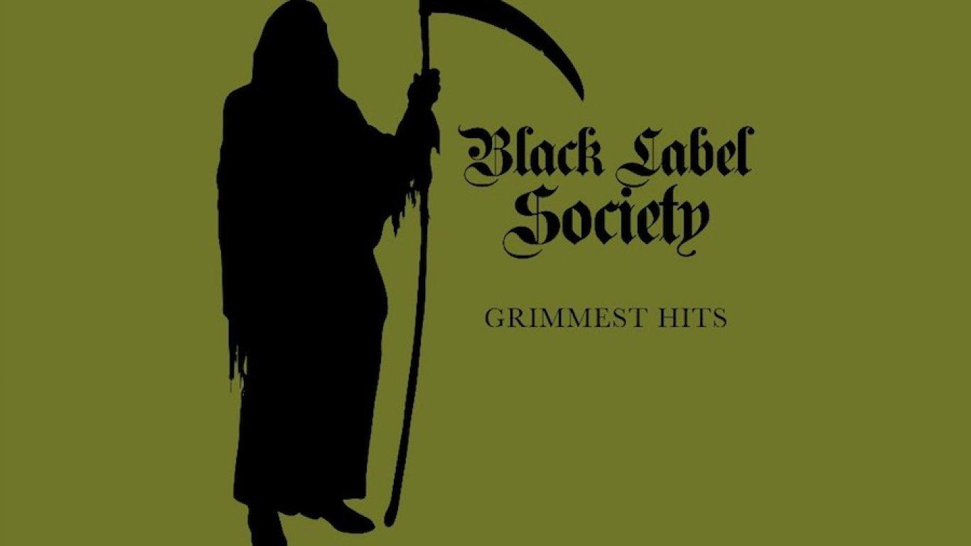 No. 24 'Grimmest Hits' de Black Label Society (Spinefird)