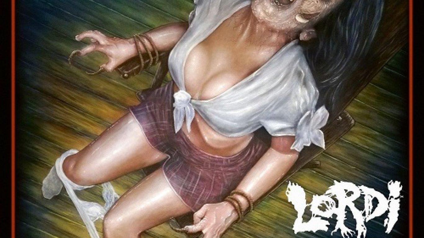 No. 24 'Sexorcism' de Lordi (art)