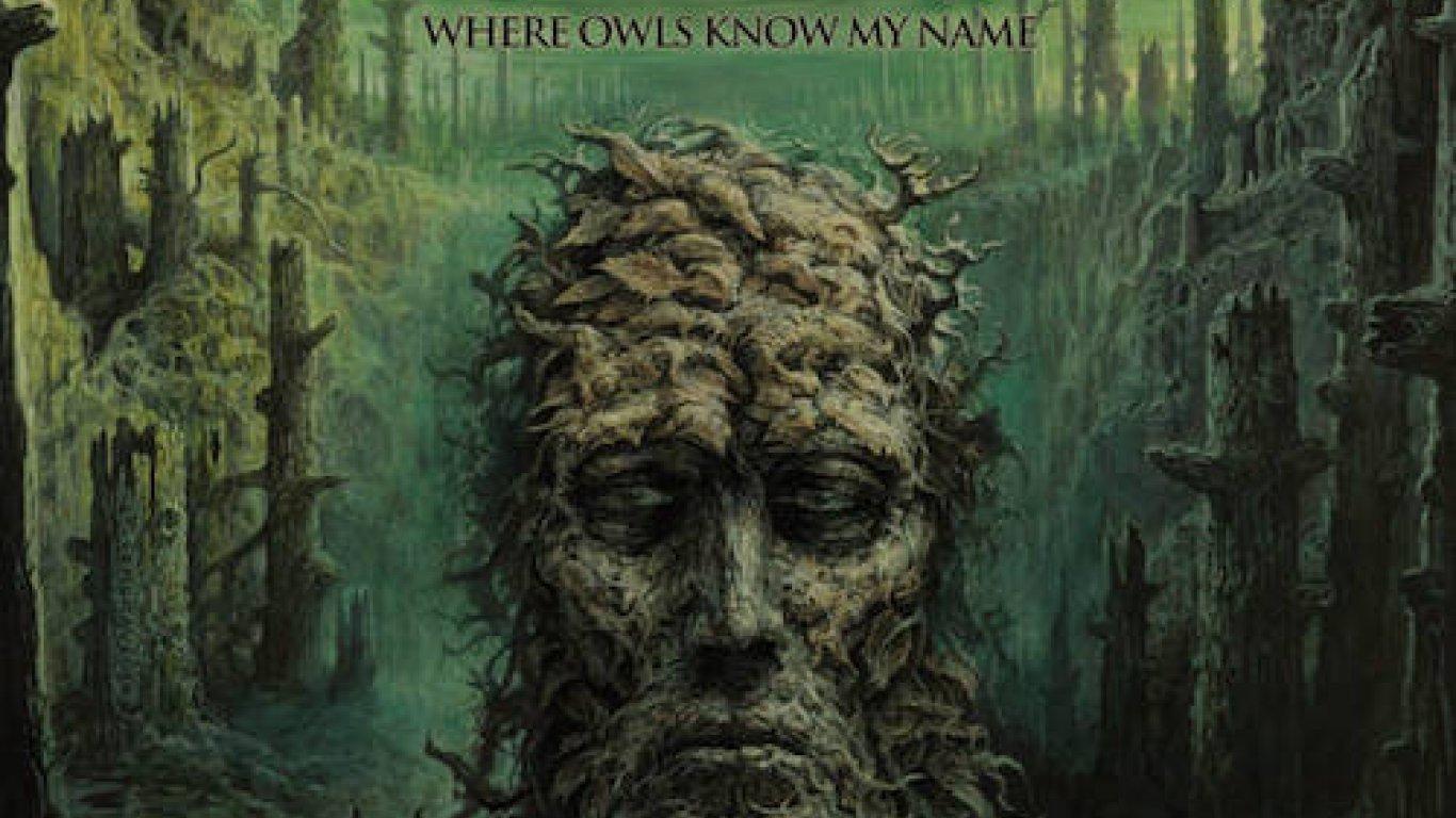 No. 25 ' Where Owls Know My Name ' de  Rivers of Nihil (Metal Blade)
