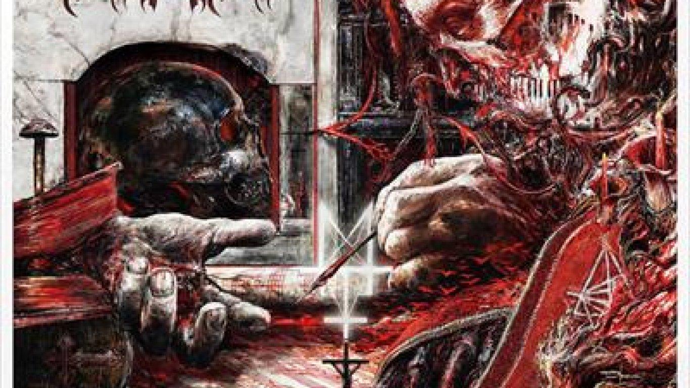 No. 3 'Overtures Of  Blasphemy' de Deicide (Century Media)