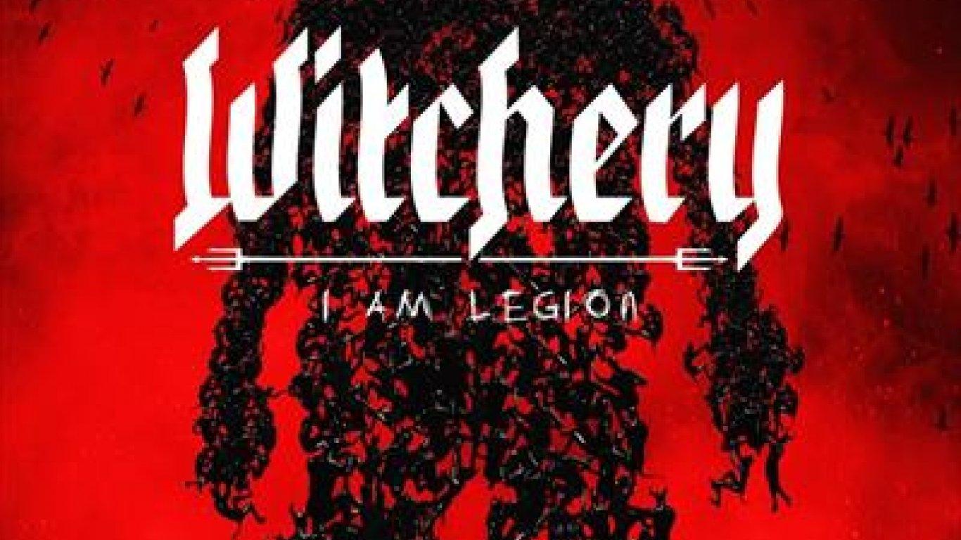 No. 4 ' I Am Legion. Label' de Witchery (Century Media)