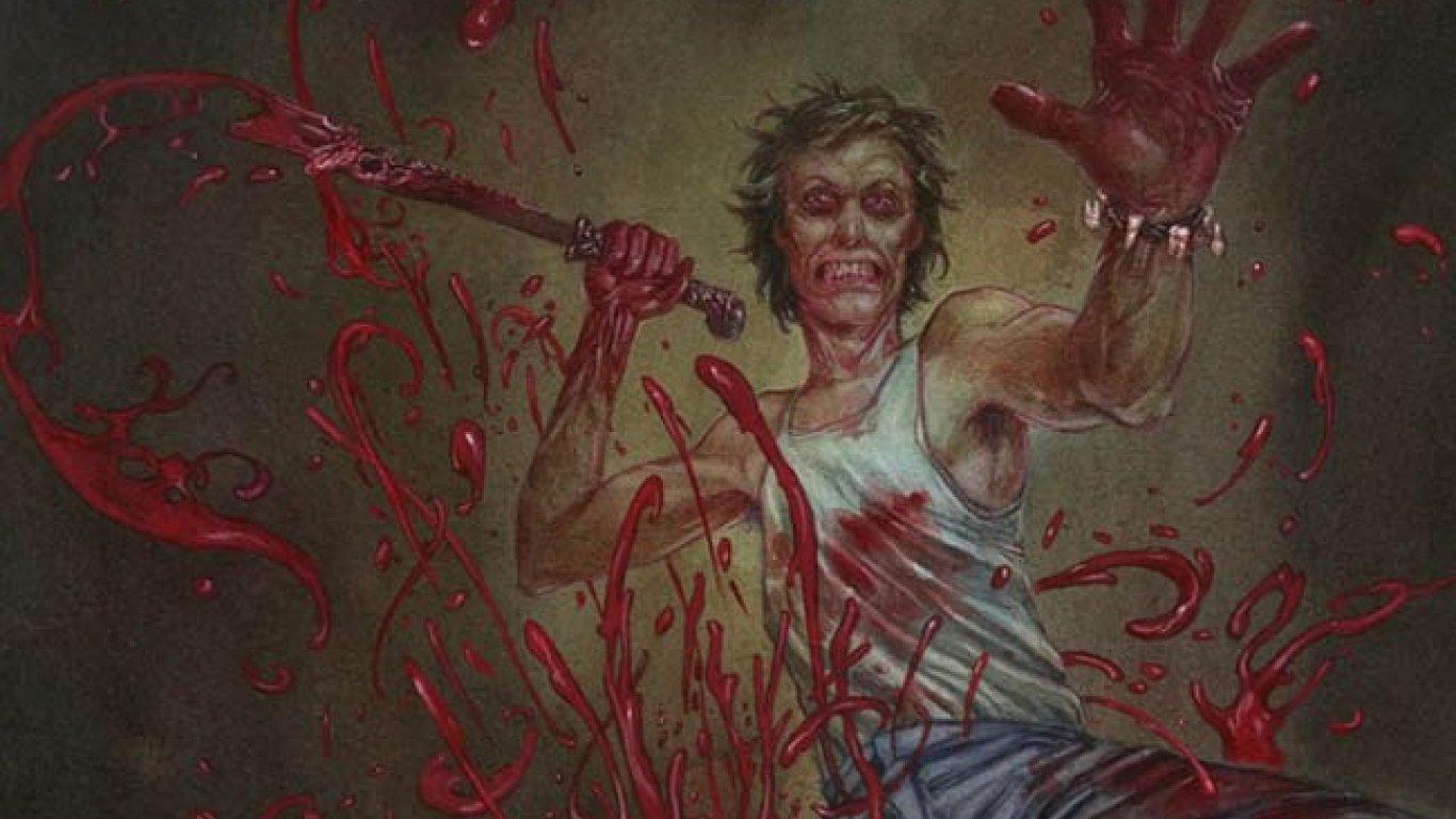 No. 5 'Red Before Black' de Cannibal Corpse (Metal Blade)