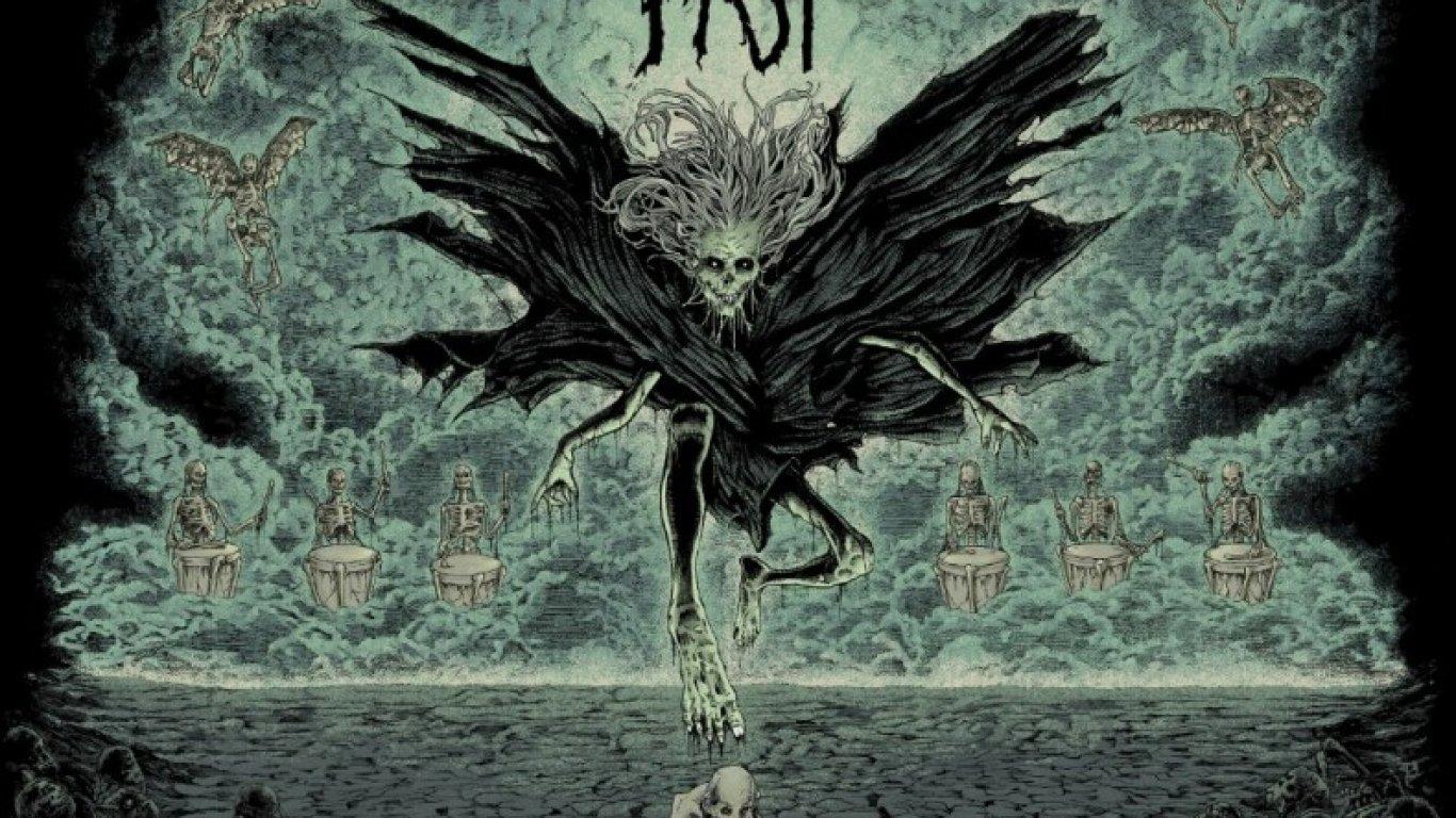 No. 5 'Spectre Of Ruin' de Black Fast (eONE)
