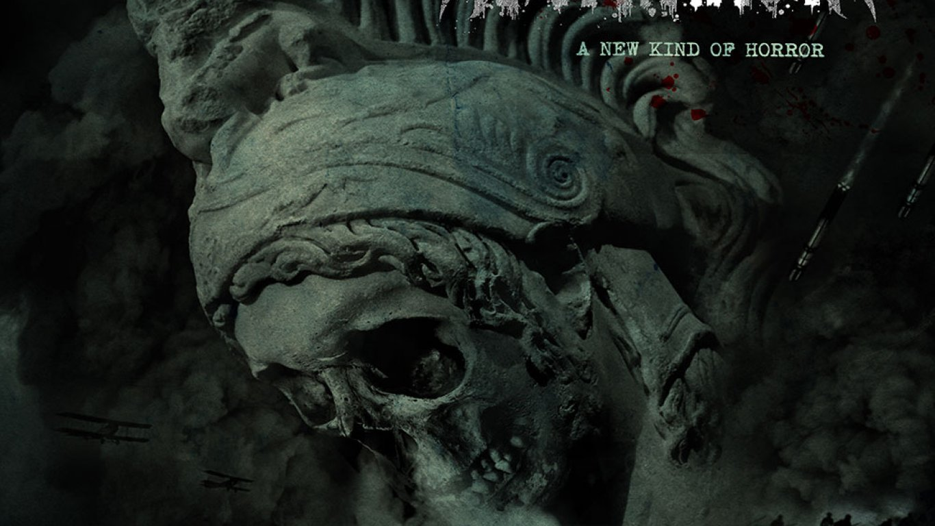 No. 5 'A New Kind Of Horror ' de Anaal Nathrakh (Metal Blade)