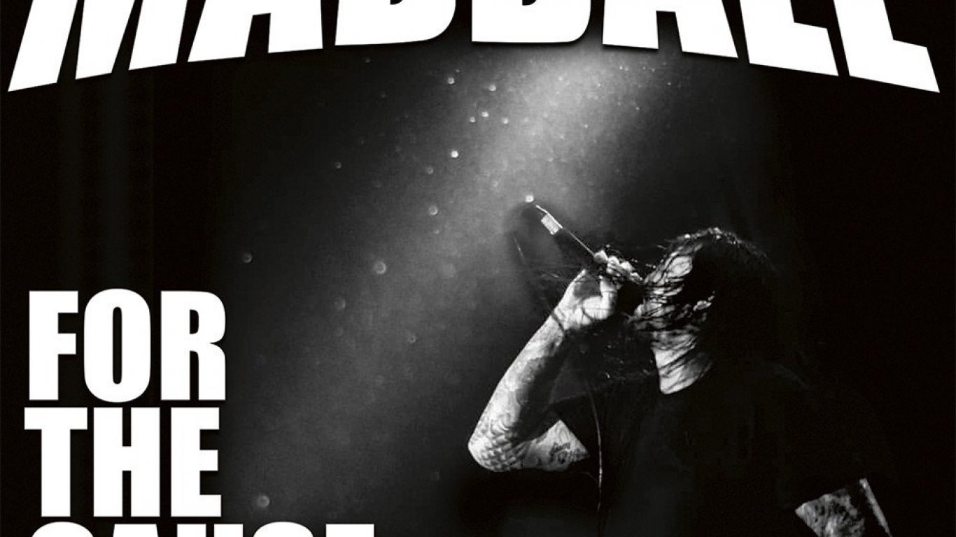No. 5 'For The Cause' de Madball (Nuclear Blast)