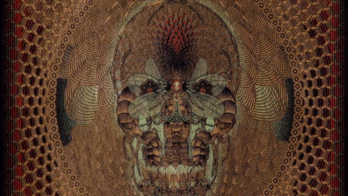 No. 6 'Queen Of Time' de Amorphis (Nuclear Blast)
