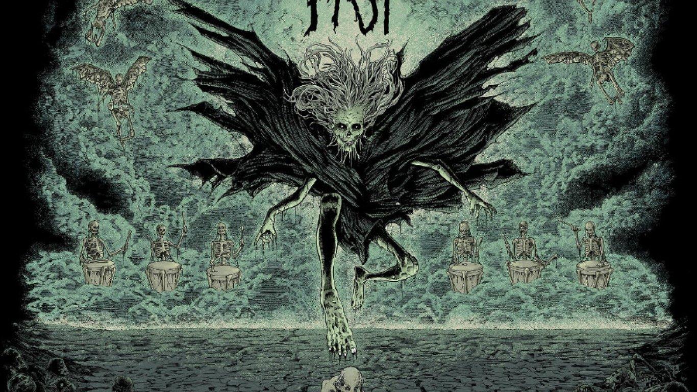 No. 6 'Spectre Of Ruin' de Black Fast (eONE)