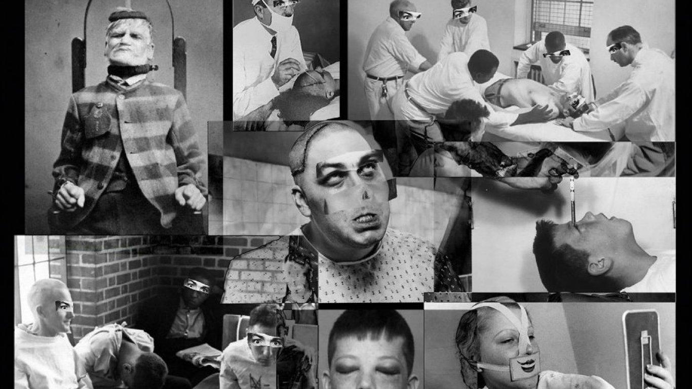 No. 7 'Choosing Mental Illness As A Virtue' de Philip H. Anselmo & The Illegals (Season Of Mist)