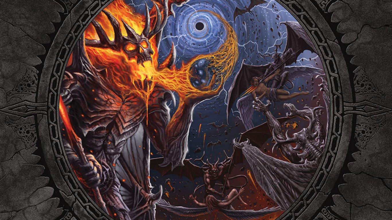 No. 7 'The Passage Of Existence' de Monstrosity (Metal Blade)