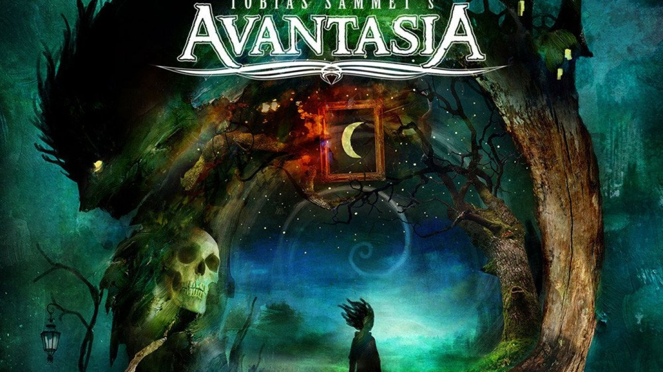 19. AVANTASIA - MOONGLOW