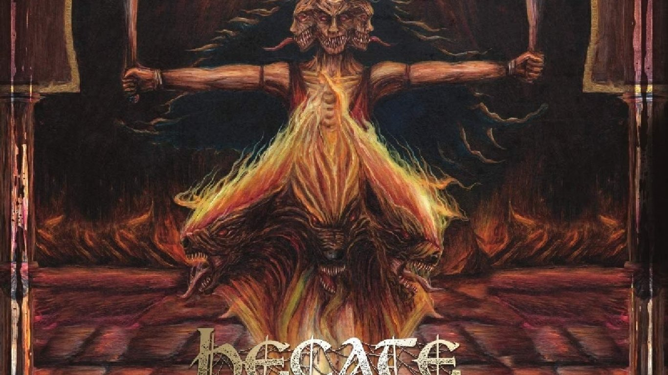 24. HECATE DETHRONED - EMBRACE OF THE GODLESS AEON