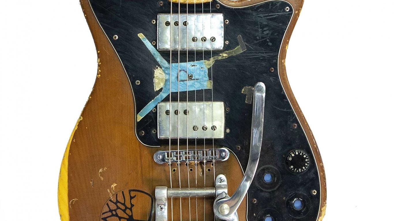 Fender Mocha Telecaster Deluxe