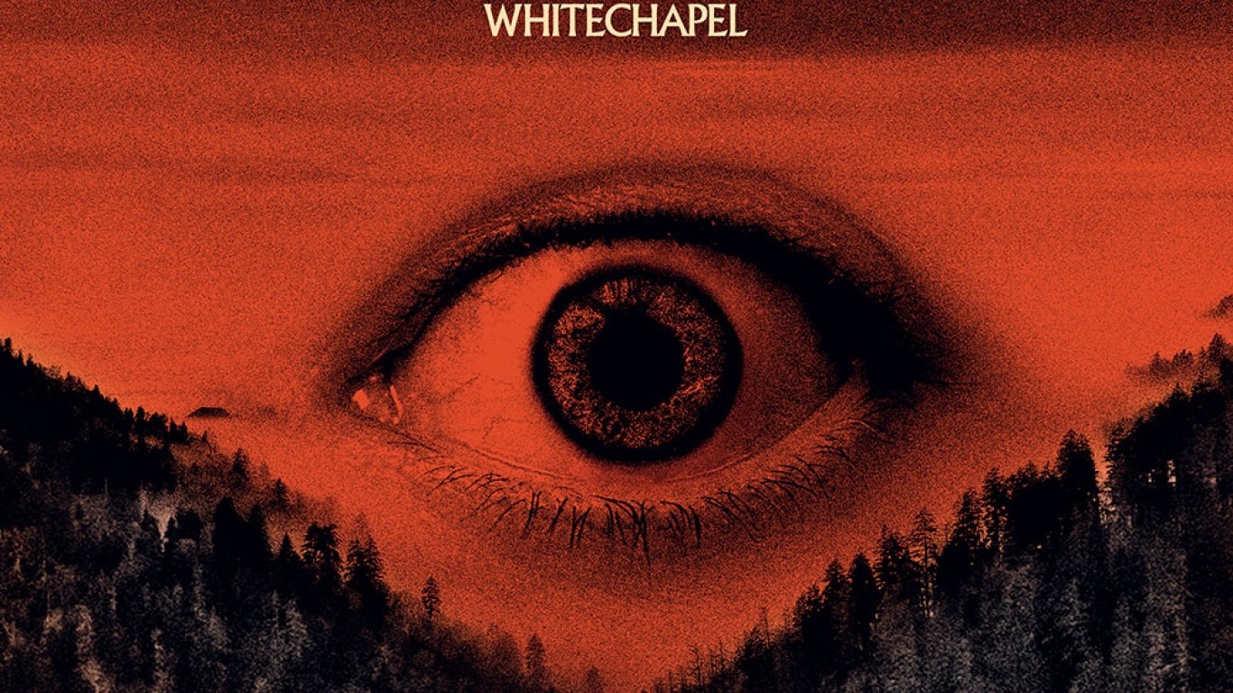 5. WHITECHAPEL - THE VALLEY