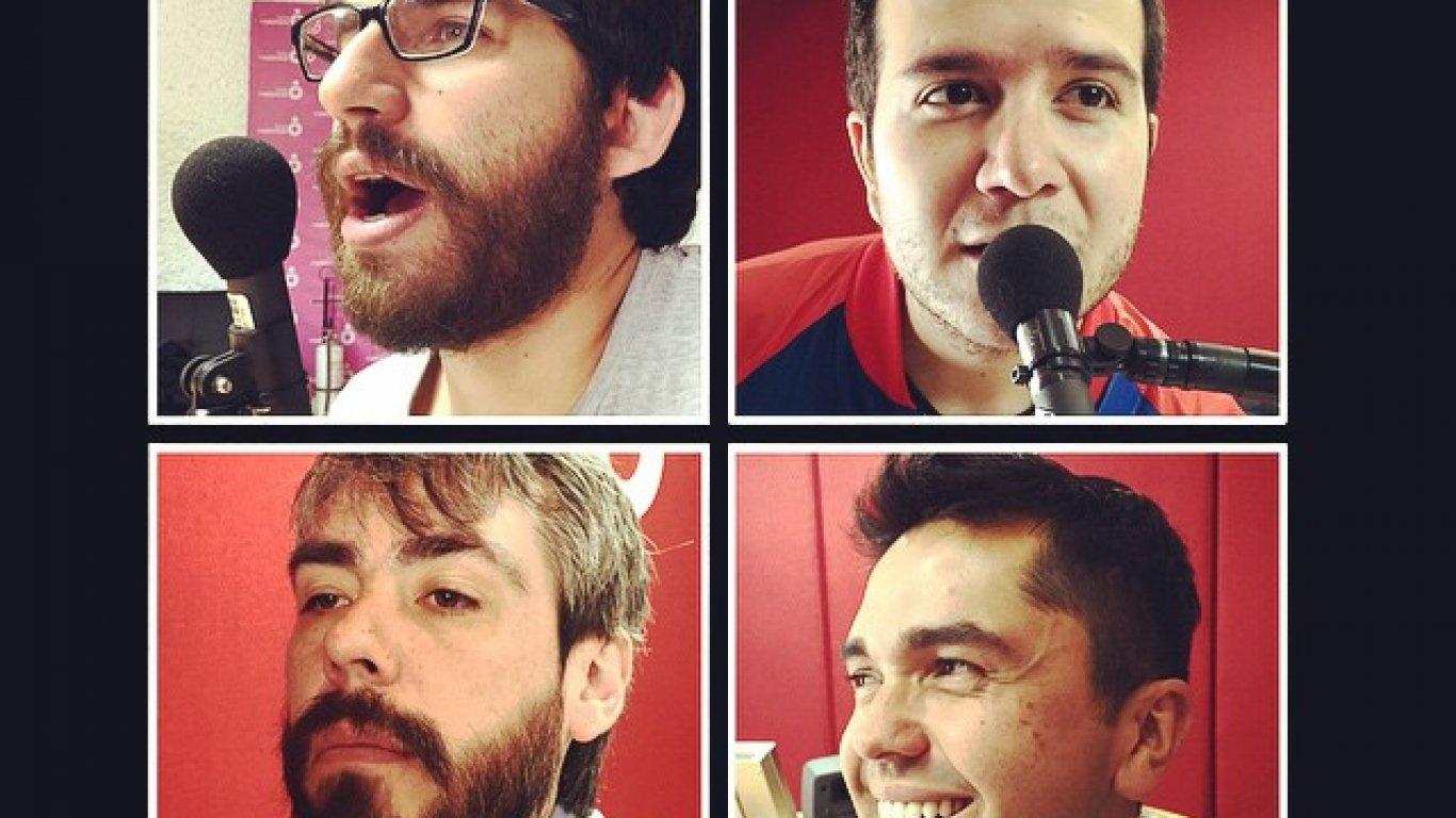 #DíasDeRadio celebrando los 45 años del 'Let It Be' de Los Beatles. 2015