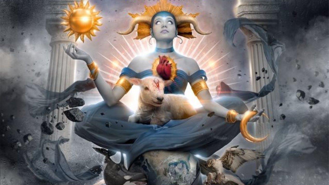 No. 12 'Transcendence' de Devin Townsend Project (HevyDevy)