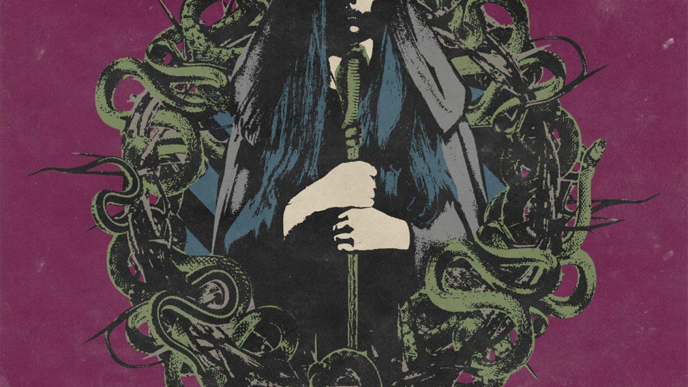 No. 13 'Medusa' de Paradise Lost (Nuclear Blast)