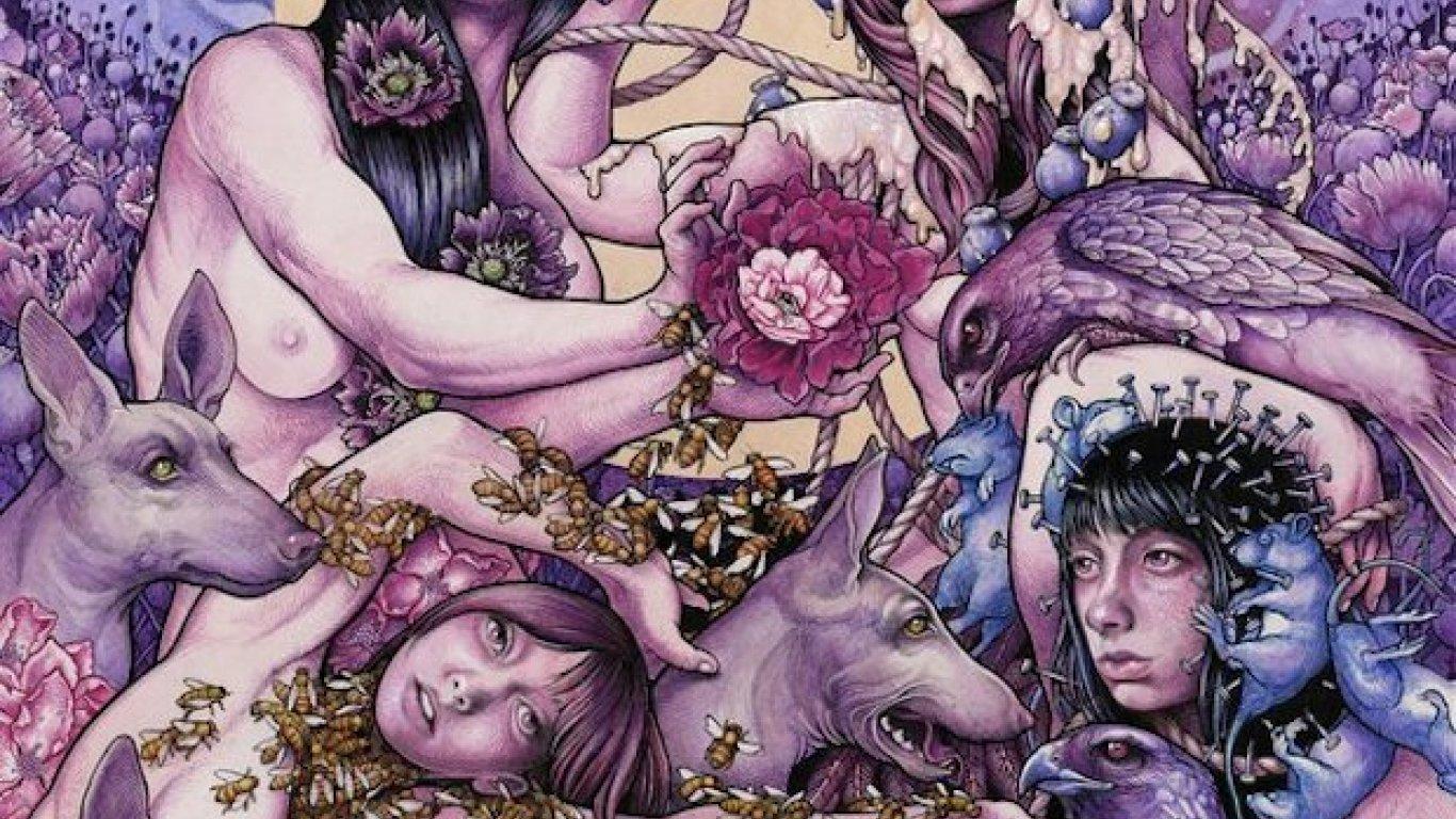 No. 14 'Purple' de Baroness (Abraxam Hymns)