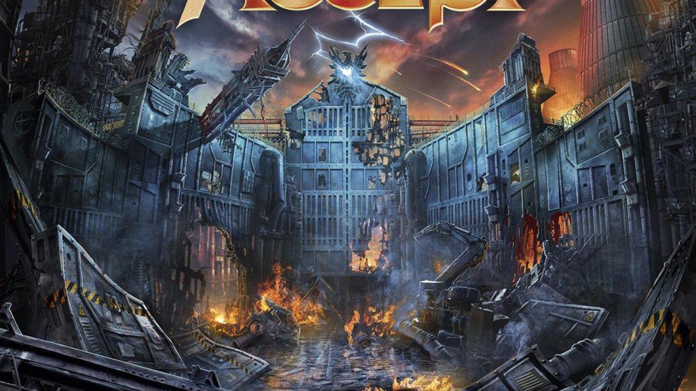 No. 14 'The Rise Of Chaos' de ACCEPT (Nuclear Blast)