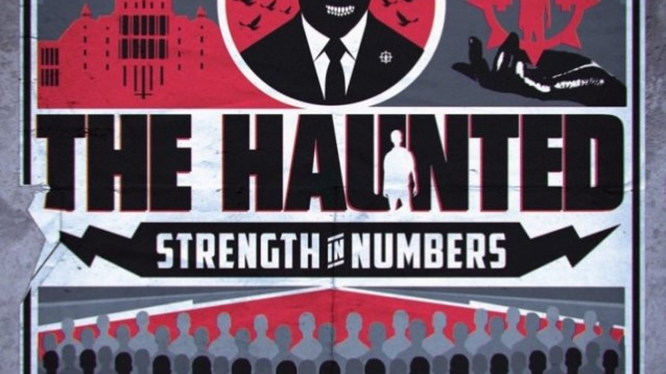 No. 14 'Strength In Numbers' de The Haunted (Century Media)