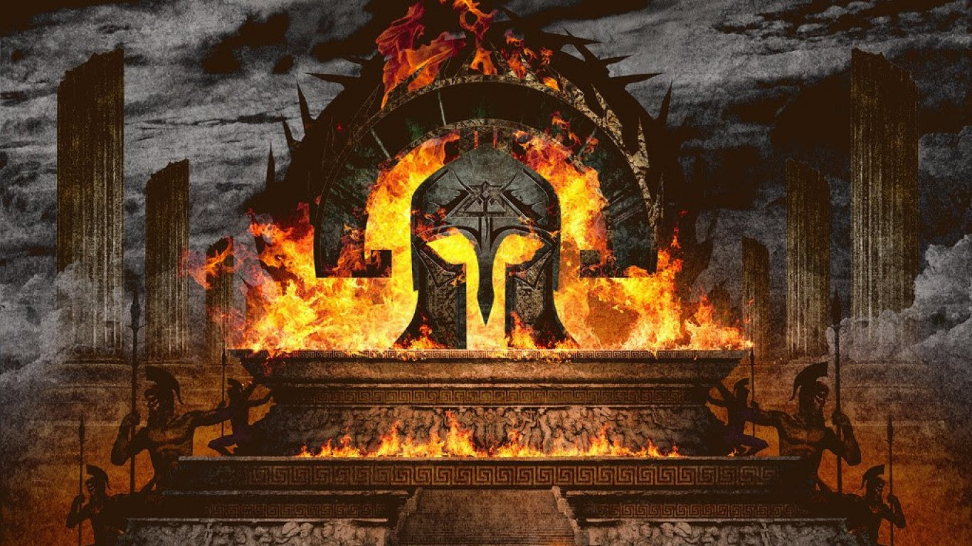 No. 16 'Immortals' de Firewind (Century Media)
