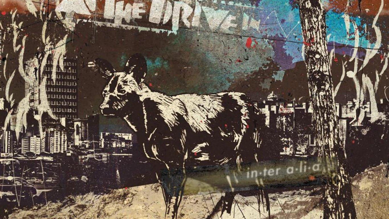No. 16 'in•ter a•li•a' de At The Drive In (RISE)