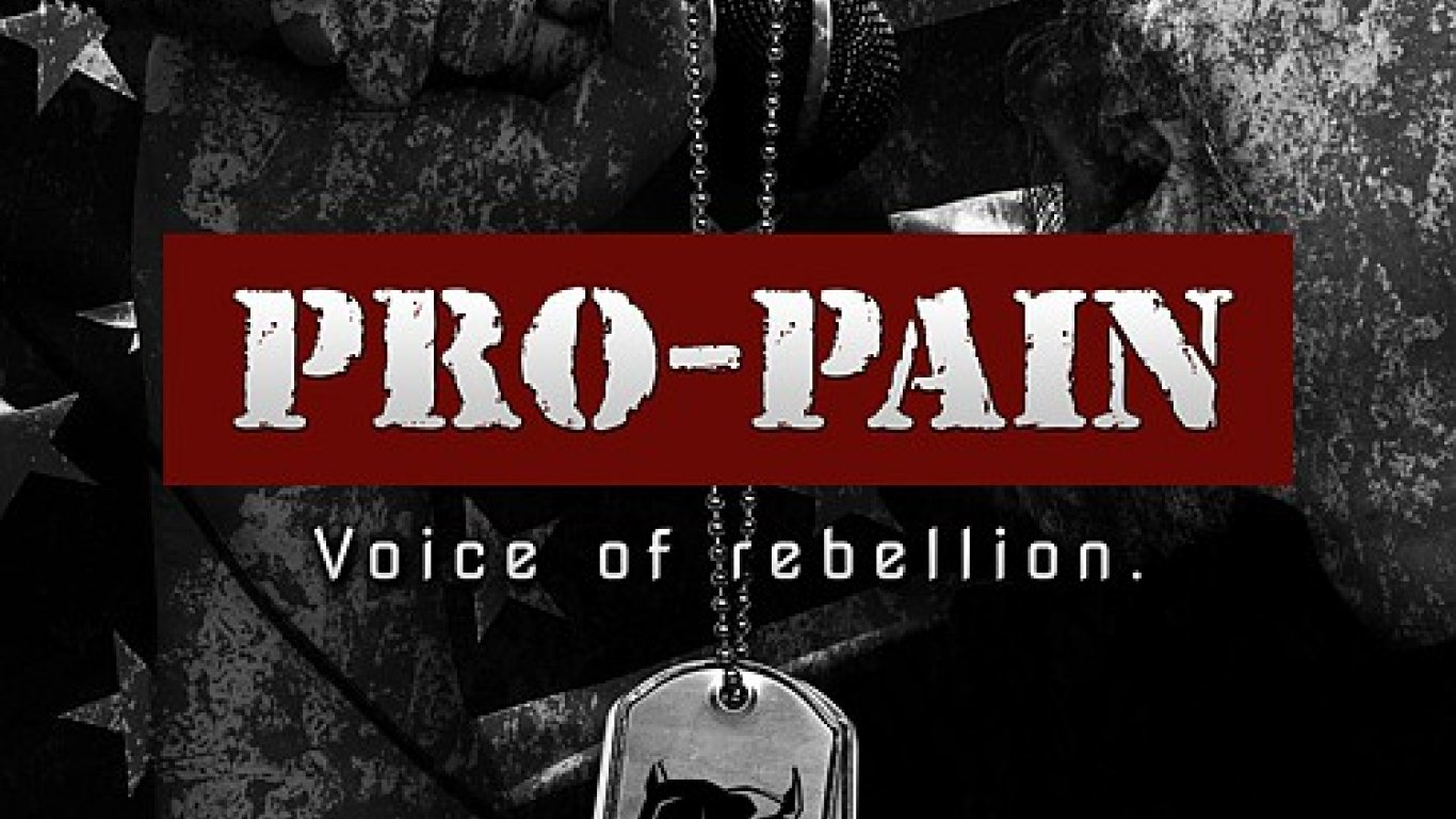 No. 21 'Voice Of Rebellion' de Pro-Pain. Sello: SPV