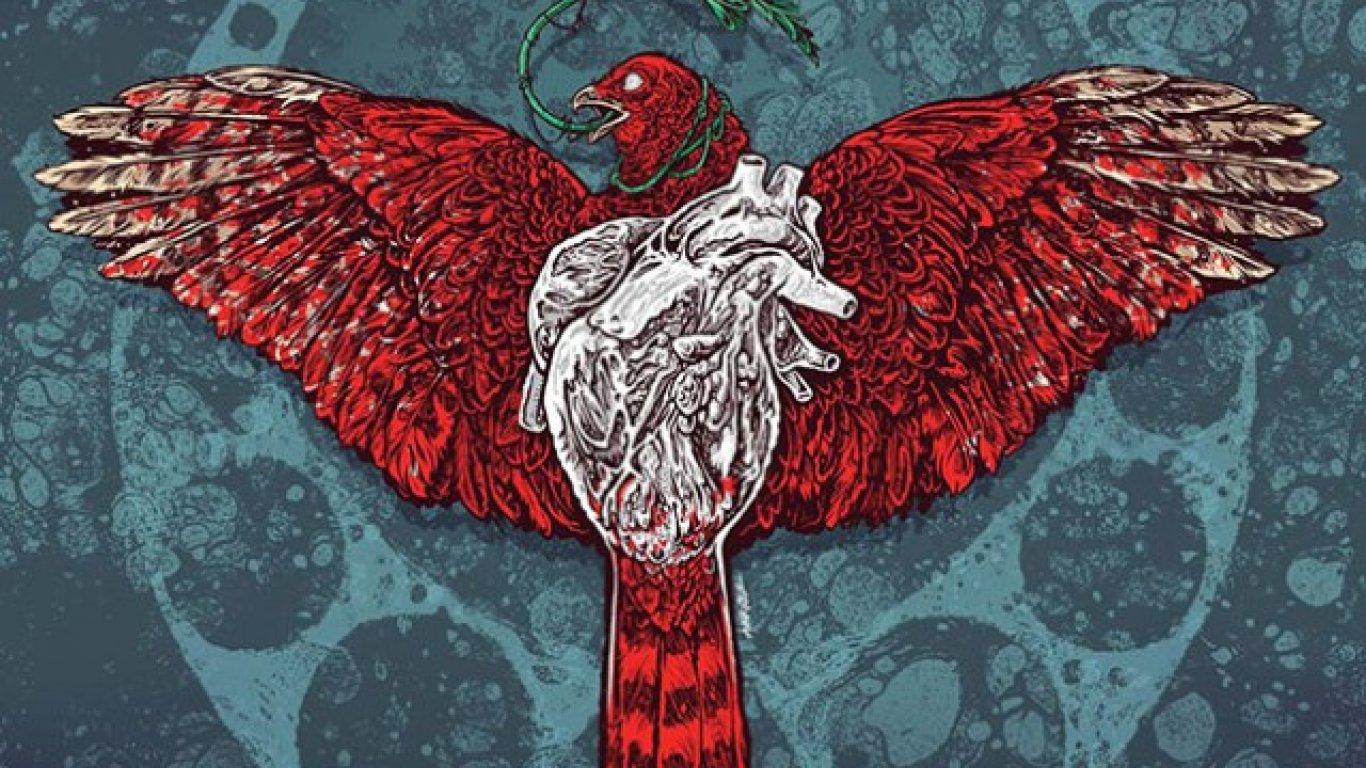 No. 21 'Gravebloom' de The Acacia Strain (Rise)
