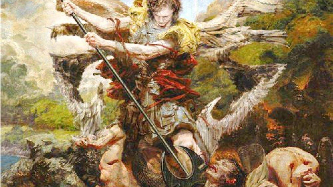 No. 23 'Archangel' de Soulfly (Nuclear Blast)