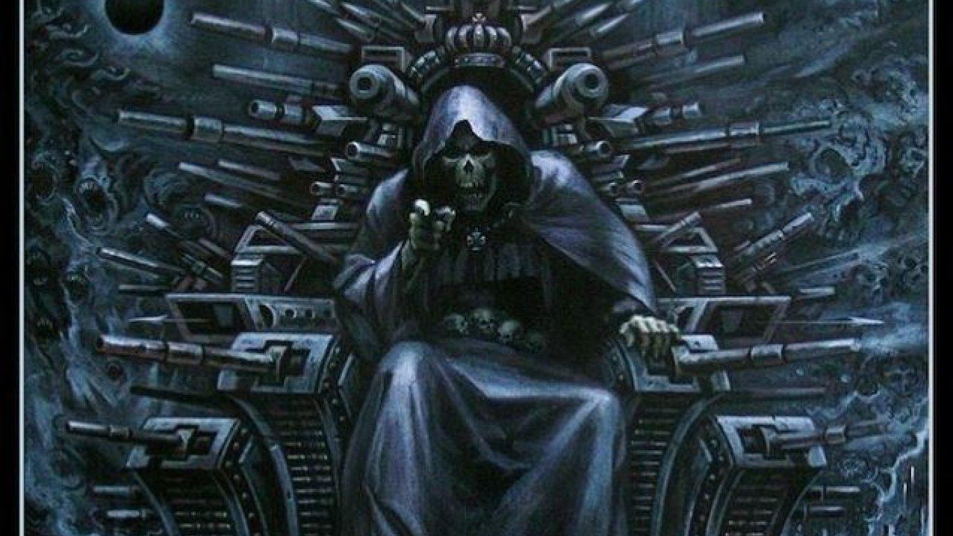 No. 24 'The Empire' de Vader (Nuclear Blast)