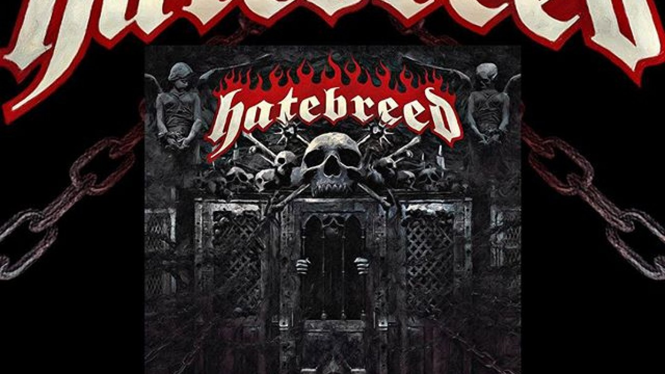 No. 2 'The Concrete Confessional' de Hatebreed (Nuclear Blast)