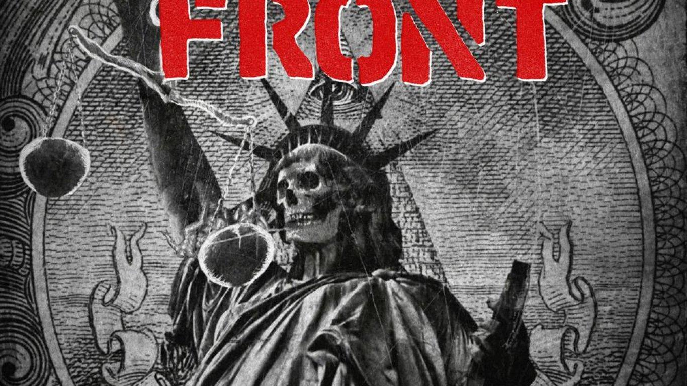 """No. 33 """"The American Dream Died"""" de Agnostic Front. Sello: Nuclear Blast"""