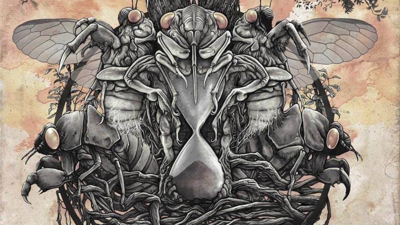 No. 3 'The Cicada Tree' de Byzantine (Metal Blade)