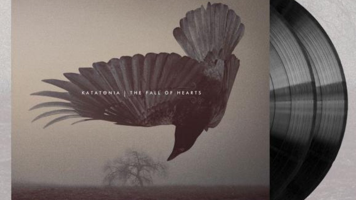 No. 4 'The Fall of Hearts' de Katatonia (Peaceville)