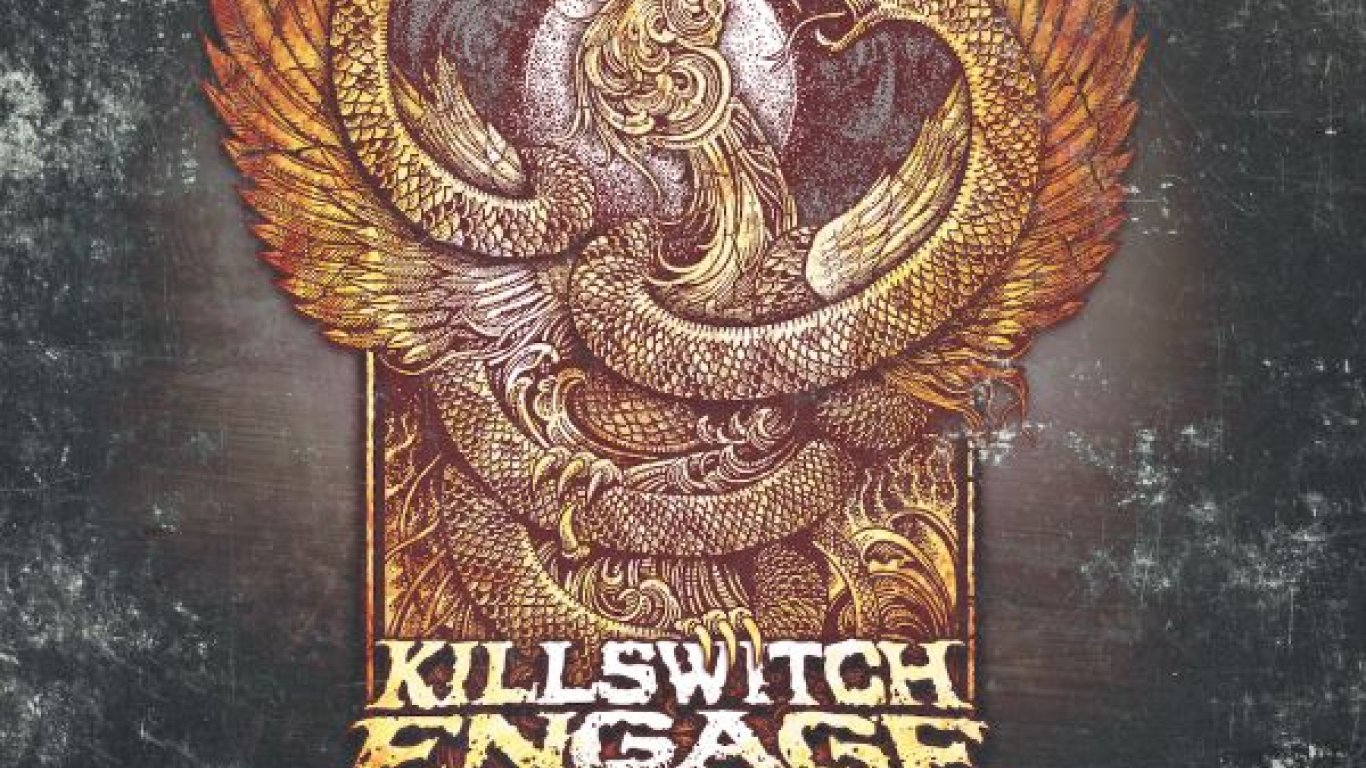 No. 5 'Incarnate' de Killswitch Engage (Roadrunner)