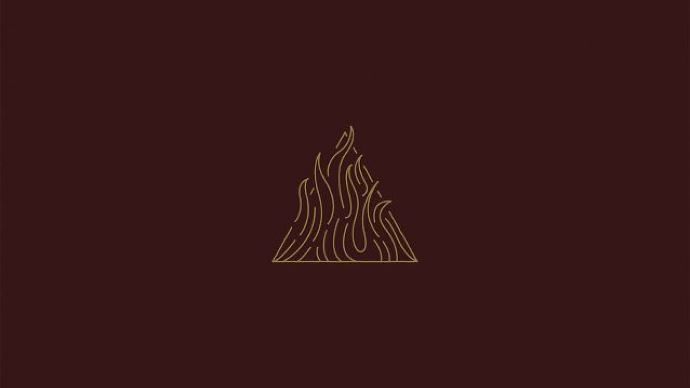 No. 5 ' The Sin And The Sentence' de Trivium (Road Runner)